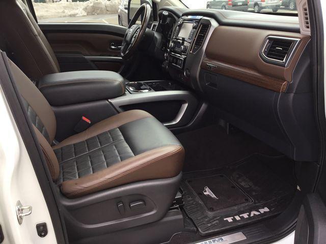 2016 Nissan Titan XD Platinum Reserve Diesel (Stk: U1305) in Hamilton - Image 17 of 30