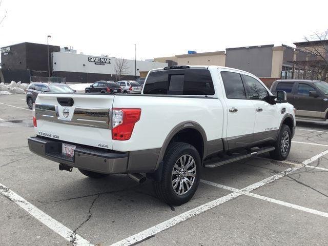 2016 Nissan Titan XD Platinum Reserve Diesel (Stk: U1305) in Hamilton - Image 26 of 30