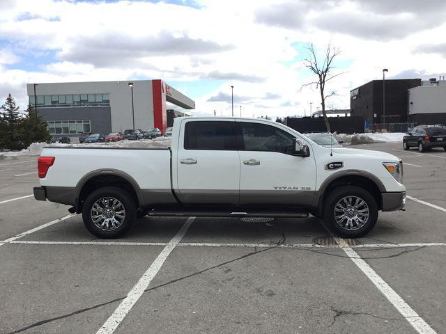 2016 Nissan Titan XD Platinum Reserve Diesel (Stk: U1305) in Hamilton - Image 27 of 30