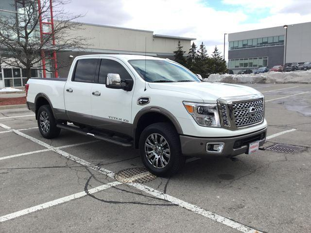 2016 Nissan Titan XD Platinum Reserve Diesel (Stk: U1305) in Hamilton - Image 28 of 30