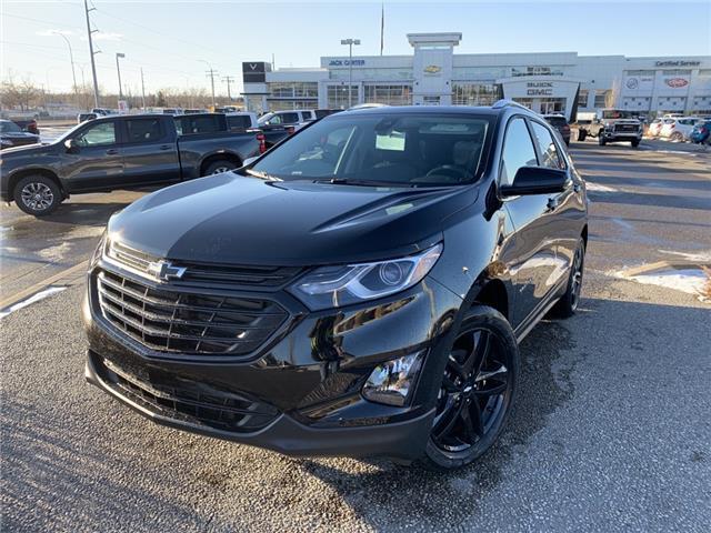 2021 Chevrolet Equinox LT (Stk: M6114303) in Calgary - Image 1 of 28