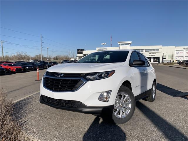 2021 Chevrolet Equinox LS (Stk: M6144240) in Calgary - Image 1 of 27