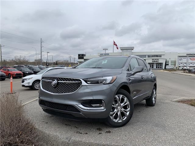 2021 Buick Enclave Avenir (Stk: MJ157860) in Calgary - Image 1 of 28