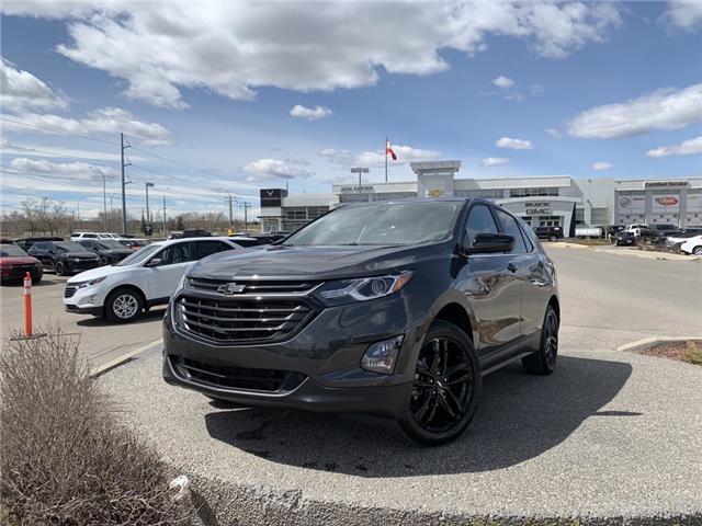2021 Chevrolet Equinox LT (Stk: M6113135) in Calgary - Image 1 of 26