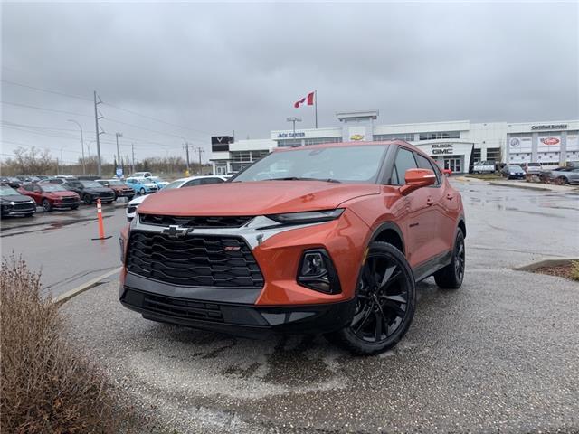 2021 Chevrolet Blazer RS (Stk: MS541888) in Calgary - Image 1 of 29
