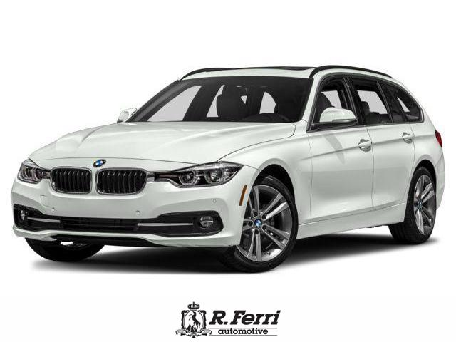 2018 BMW 328d xDrive Touring (Stk: 26836) in Woodbridge - Image 1 of 9