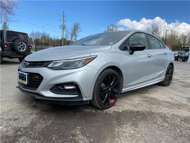 2018 Chevrolet Cruze LT Auto (Stk: M922911) in Manotick - Image 1 of 21