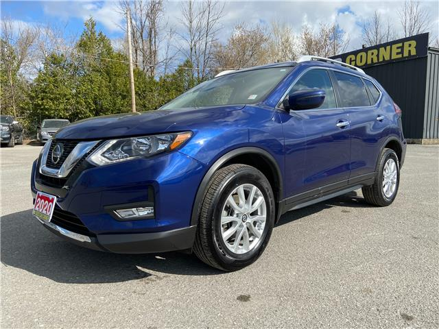 2020 Nissan Rogue SL (Stk: M922943) in Manotick - Image 1 of 21