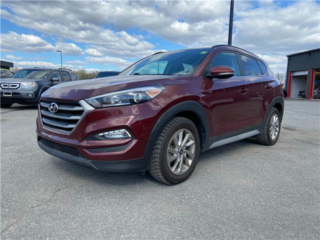 2017 Hyundai Tucson Luxury (Stk: ML00723A) in Manotick - Image 1 of 20