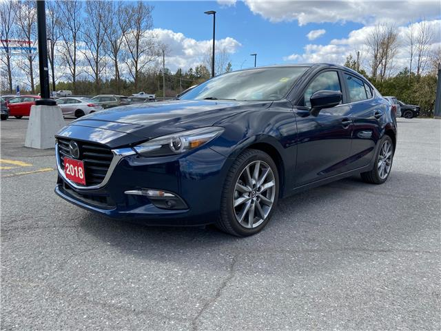 2018 Mazda Mazda3 GT (Stk: ML00409A) in Manotick - Image 1 of 20