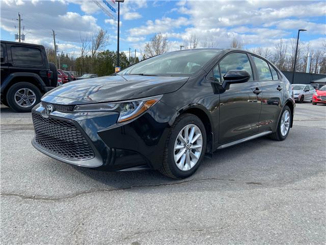 2020 Toyota Corolla LE (Stk: M923064) in Manotick - Image 1 of 21