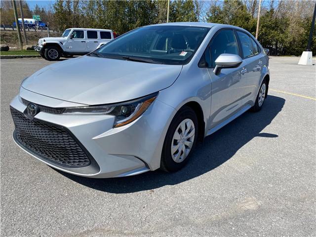2020 Toyota Corolla LE (Stk: M923031) in Manotick - Image 1 of 18