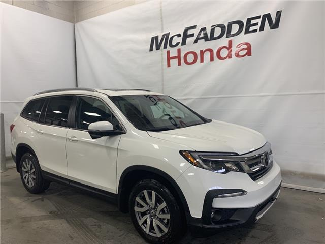 2021 Honda Pilot EX-L Navi (Stk: 2318) in Lethbridge - Image 1 of 19