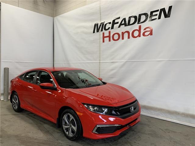 2021 Honda Civic LX (Stk: 2336) in Lethbridge - Image 1 of 18