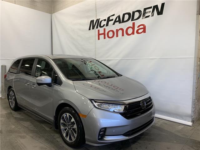 2022 Honda Odyssey EX-L RES (Stk: 2361) in Lethbridge - Image 1 of 19