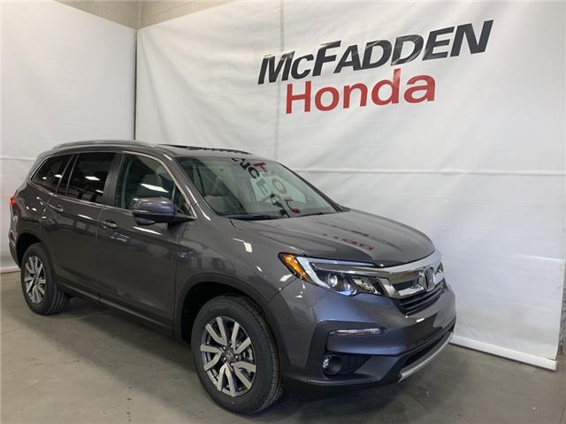 2021 Honda Pilot EX-L Navi (Stk: 2422) in Lethbridge - Image 1 of 17