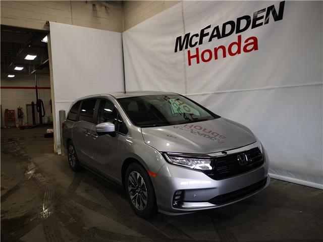 2022 Honda Odyssey EX-L RES (Stk: 2425) in Lethbridge - Image 1 of 23