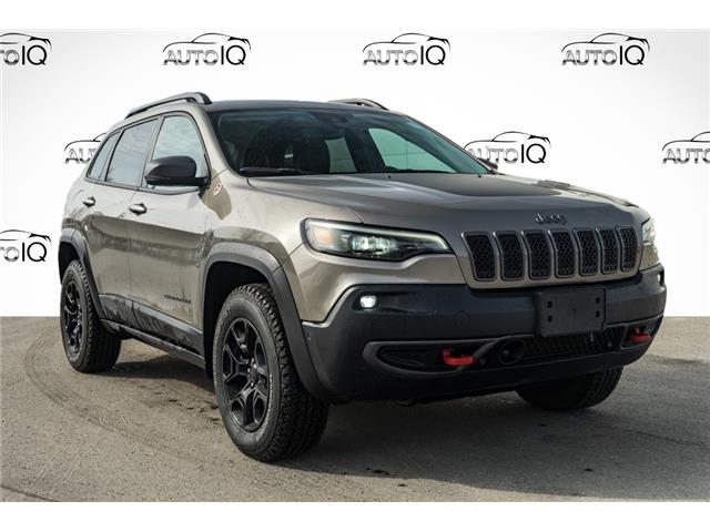 2020 Jeep Cherokee Trailhawk (Stk: 43583D) in Innisfil - Image 1 of 28