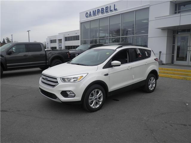 2018 Ford Escape SE (Stk: 1812490) in Ottawa - Image 1 of 11