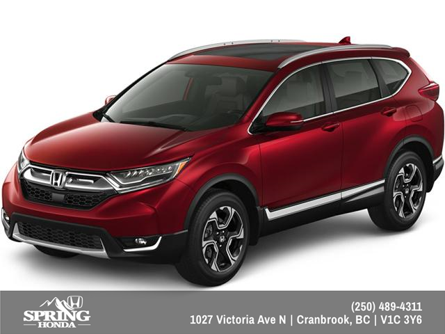 2018 Honda CR-V Touring (Stk: H19984) in North Cranbrook - Image 1 of 2