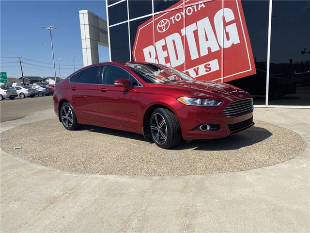 2014 Ford Fusion SE (Stk: J18494A) in Medicine Hat - Image 1 of 17