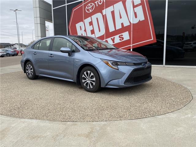 2020 Toyota Corolla Hybrid Base (Stk: P1535) in Medicine Hat - Image 1 of 12