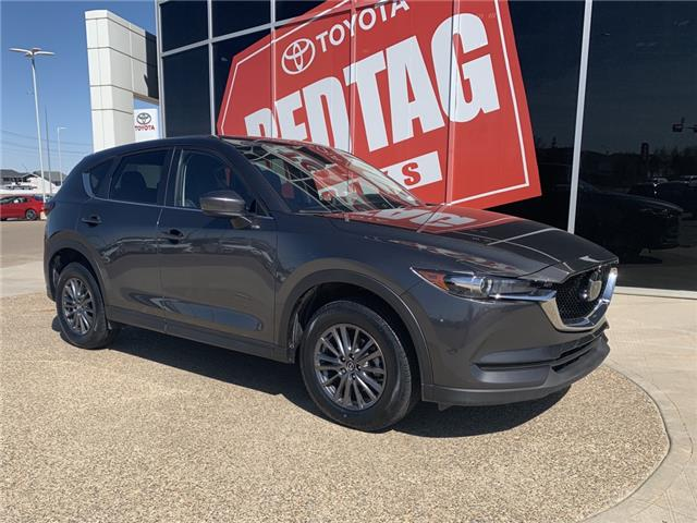 2019 Mazda CX-5 GS (Stk: P1540) in Medicine Hat - Image 1 of 16