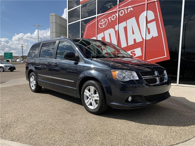2014 Dodge Grand Caravan Crew (Stk: P1536) in Medicine Hat - Image 1 of 19