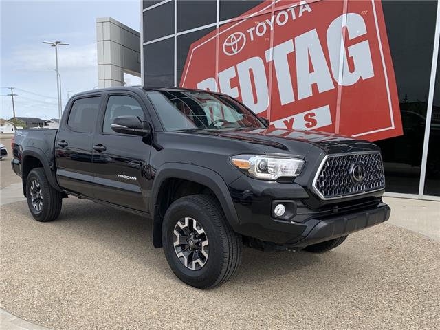 2019 Toyota Tacoma TRD Off Road (Stk: P1547) in Medicine Hat - Image 1 of 17