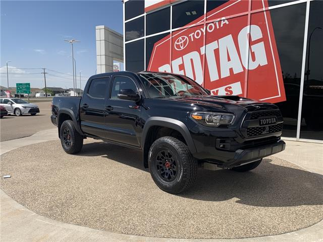2018 Toyota Tacoma TRD Off Road (Stk: P1551) in Medicine Hat - Image 1 of 20