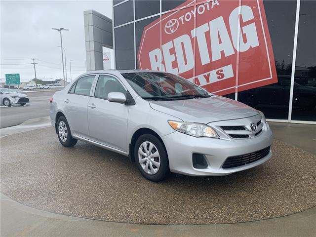 2013 Toyota Corolla CE (Stk: P1516A) in Medicine Hat - Image 1 of 12
