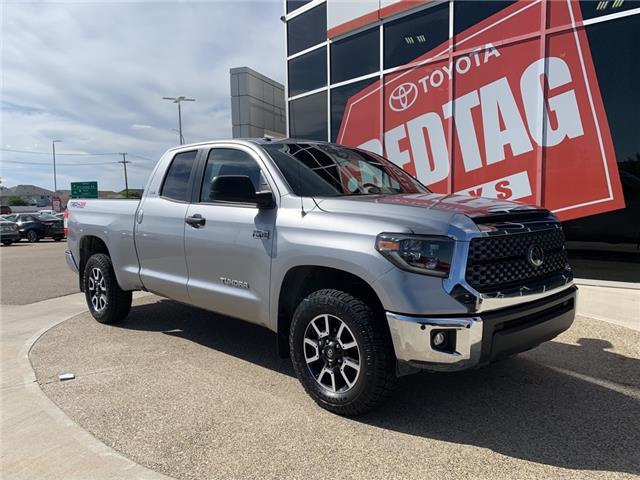 2019 Toyota Tundra SR5 Plus 5.7L V8 (Stk: P1567) in Medicine Hat - Image 1 of 18