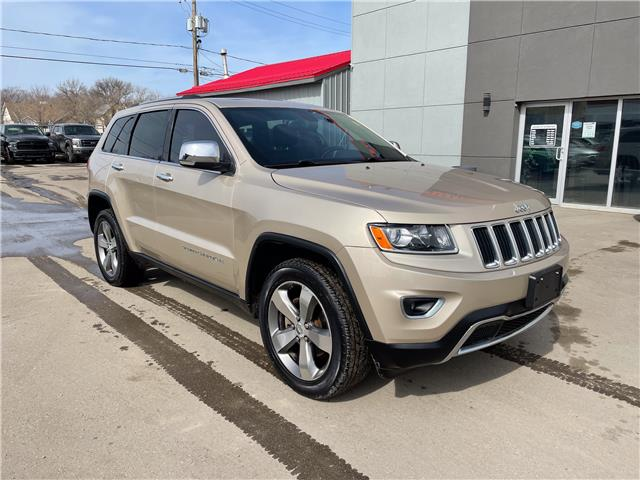 2015 Jeep Grand Cherokee Limited (Stk: 14860) in Regina - Image 1 of 25