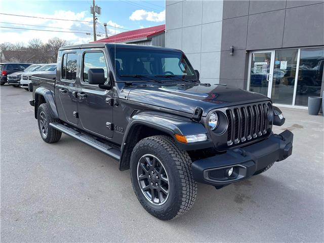 2021 Jeep Gladiator Overland (Stk: 14953) in Regina - Image 1 of 22