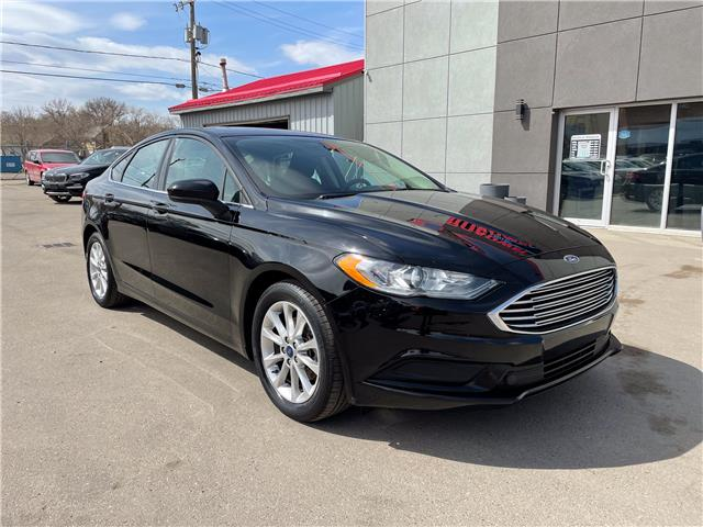 2017 Ford Fusion SE (Stk: 14683A) in Regina - Image 1 of 24