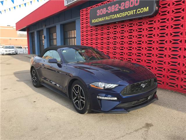2018 Ford Mustang  (Stk: 14977) in Regina - Image 1 of 20