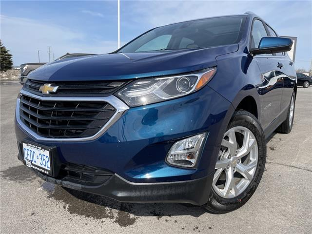 2021 Chevrolet Equinox LT (Stk: 41269) in Carleton Place - Image 1 of 22