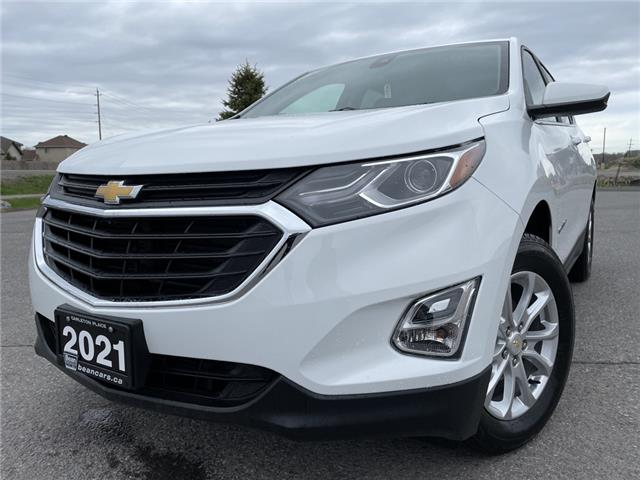 2021 Chevrolet Equinox LT (Stk: 18697) in Carleton Place - Image 1 of 22