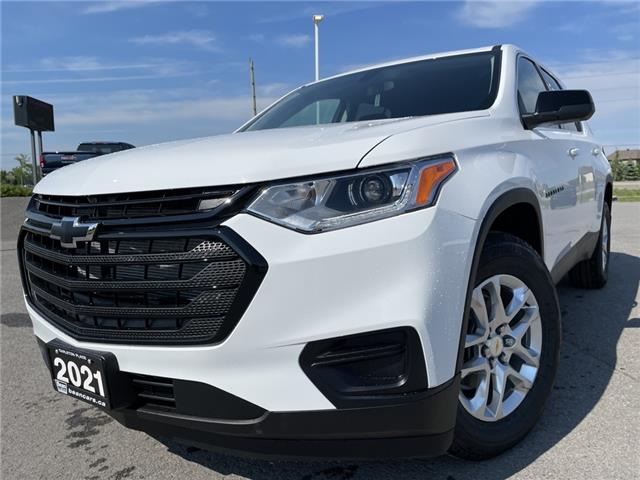 2021 Chevrolet Traverse LS (Stk: 34975) in Carleton Place - Image 1 of 24