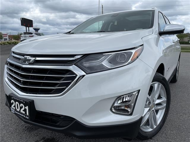 2021 Chevrolet Equinox Premier (Stk: 63778) in Carleton Place - Image 1 of 25
