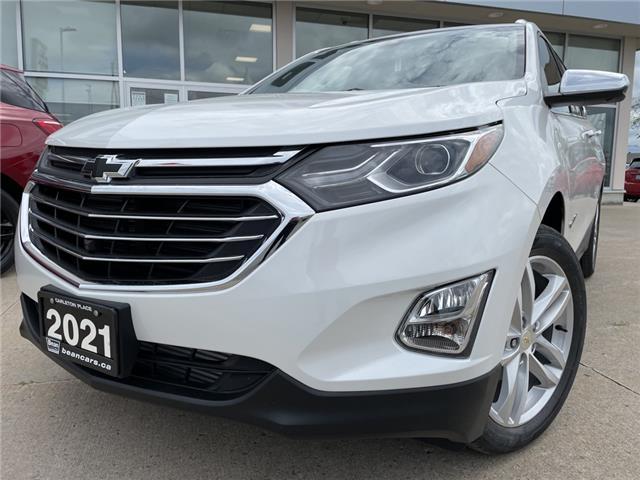 2021 Chevrolet Equinox Premier (Stk: 63967) in Carleton Place - Image 1 of 25