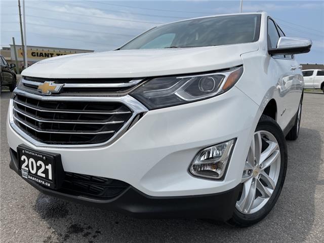 2021 Chevrolet Equinox Premier (Stk: 64845) in Carleton Place - Image 1 of 26