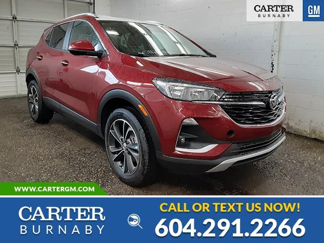 2021 Buick Encore GX Select (Stk: E1-67570) in Burnaby - Image 1 of 10