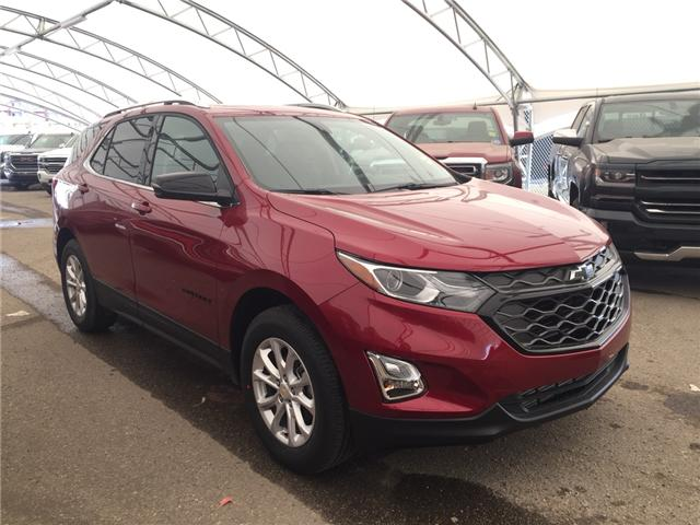 2018 Chevrolet Equinox 1LT (Stk: 162850) in AIRDRIE - Image 1 of 23