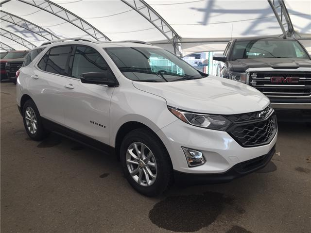 2018 Chevrolet Equinox 1LT (Stk: 162941) in AIRDRIE - Image 1 of 23