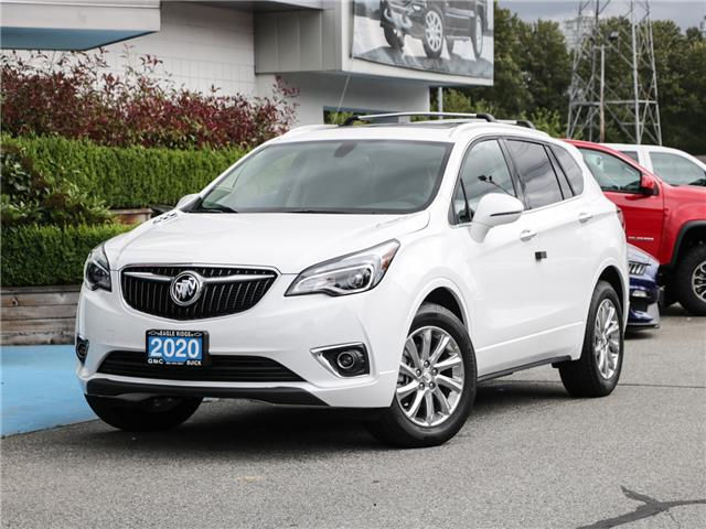 2020 Buick Envision Essence (Stk: 04301A) in Coquitlam - Image 1 of 17