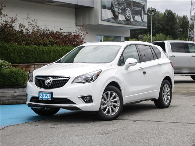 2020 Buick Envision Essence (Stk: 04302A) in Coquitlam - Image 1 of 17