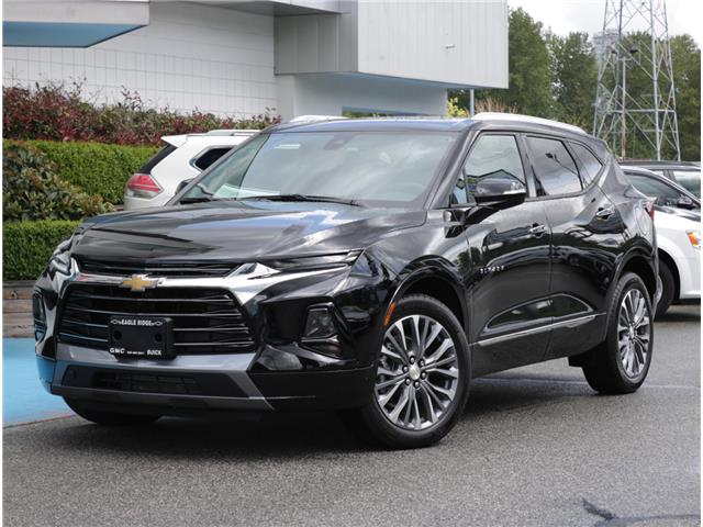 2021 Chevrolet Blazer Premier (Stk: 15002A) in Coquitlam - Image 1 of 21