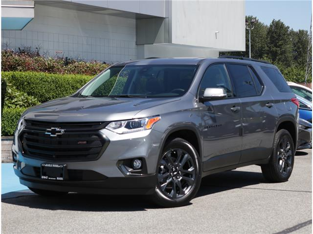 2021 Chevrolet Traverse RS (Stk: 15611A) in Coquitlam - Image 1 of 24
