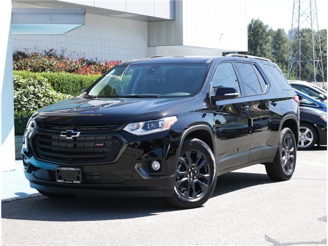 2021 Chevrolet Traverse RS (Stk: 15615A) in Coquitlam - Image 1 of 24